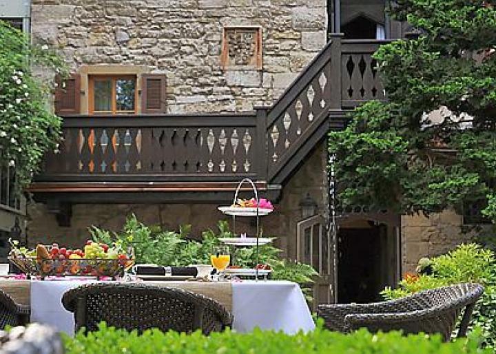 Hotel Herrnschloesschen, Rothenburg