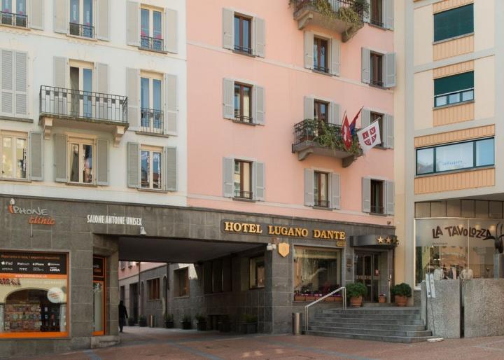 Hotel Lugano Dante Center, Lugano