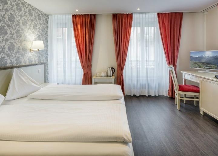 Hotel du Nord, Interlaken