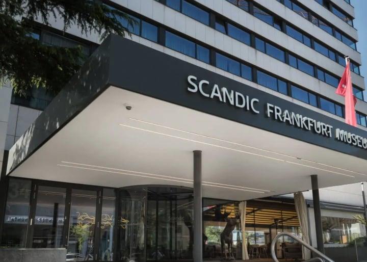 Scandic Frankfurt Museumsufer Hotel, Frankfurt