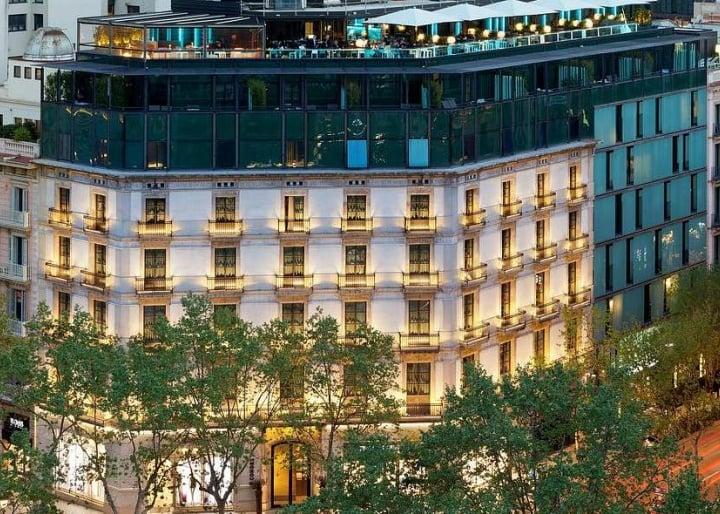 Hotel Condes de Barcelona, Barcelona