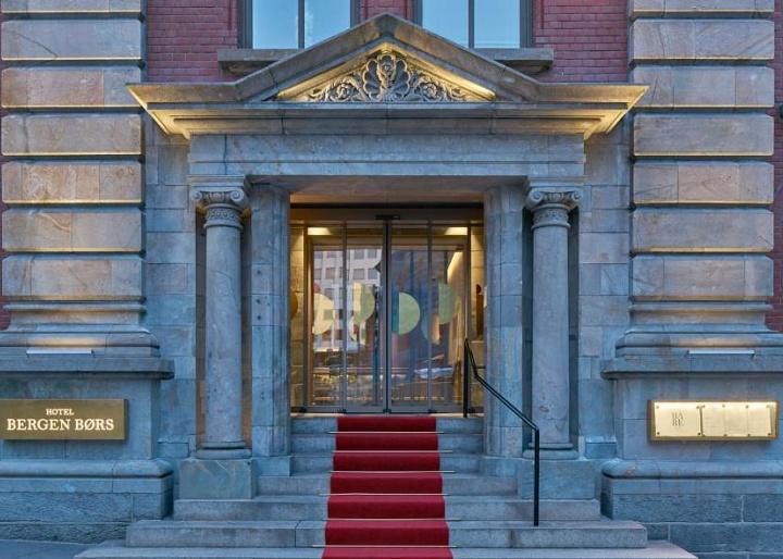 Bergen Bors Hotel, Bergen