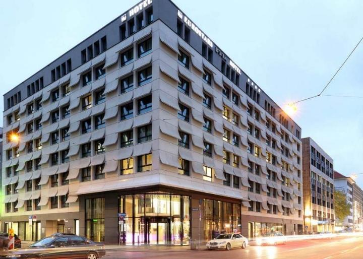 Eurostars Book Hotel, Munich