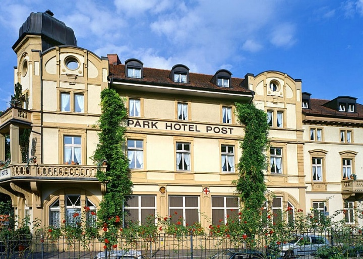 Park Hotel Post, Freiburg