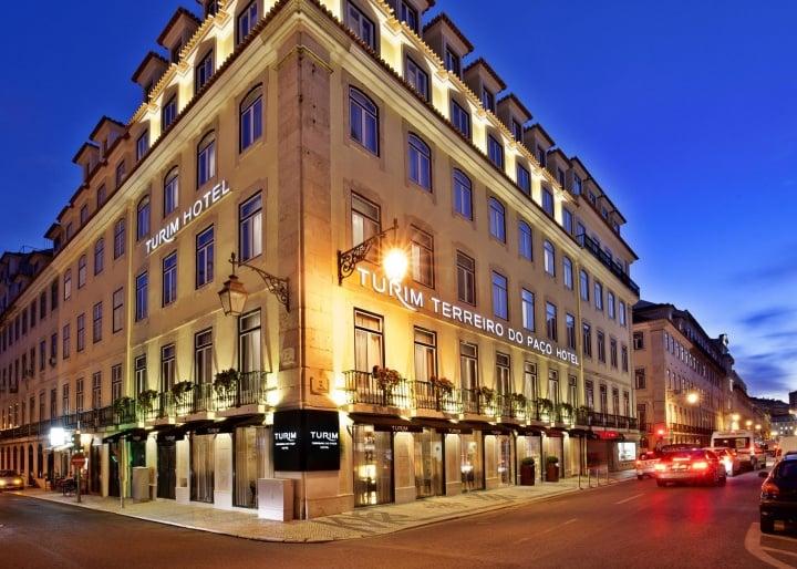 Turim Terreiro do Paco Hotel, Lisbon
