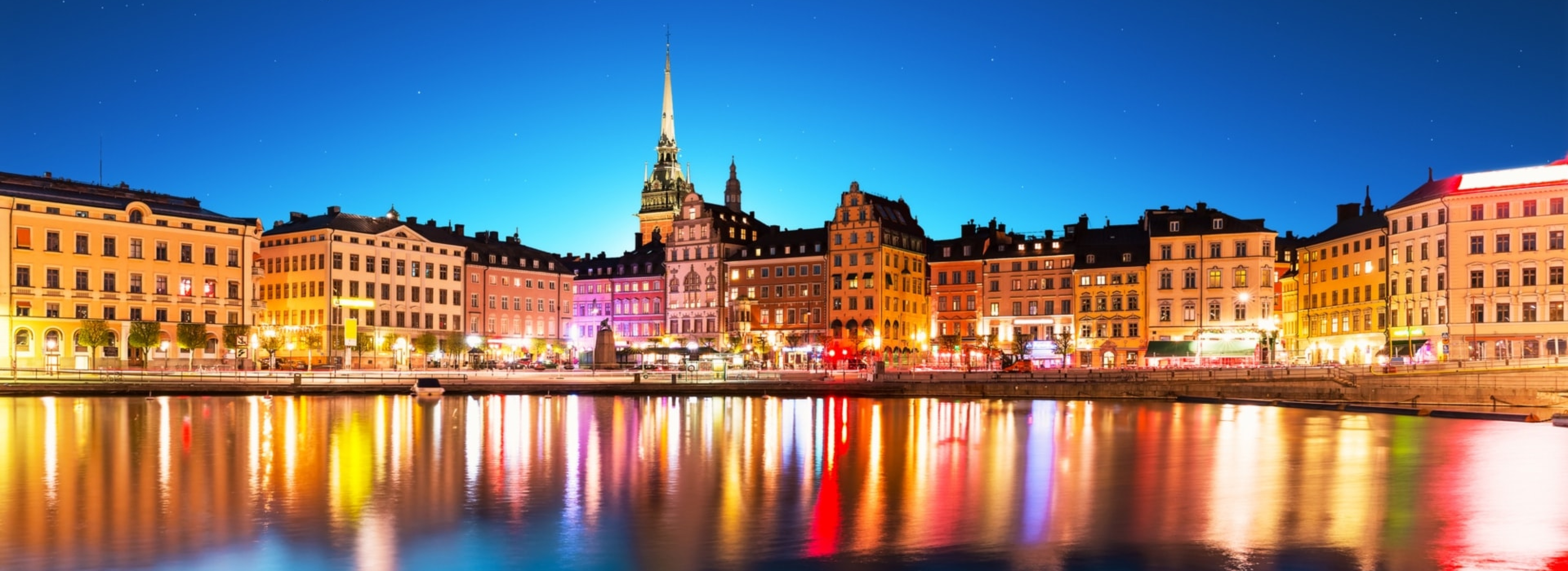 Views of Stockholm, Sweden